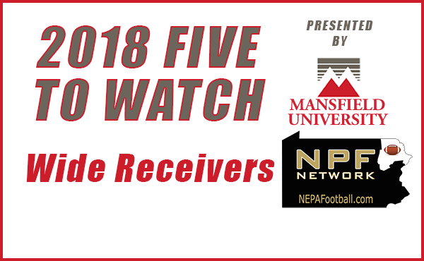 FIVE TO WATCH: Wide Receivers