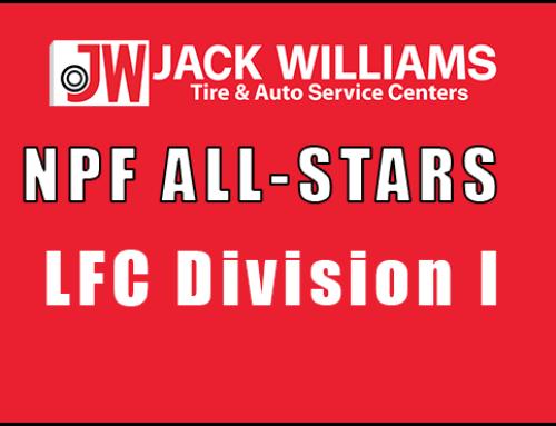 2018 NPF All-Stars – LFC Division I