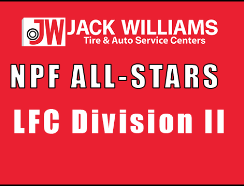 2018 NPF All-Stars – LFC Division II