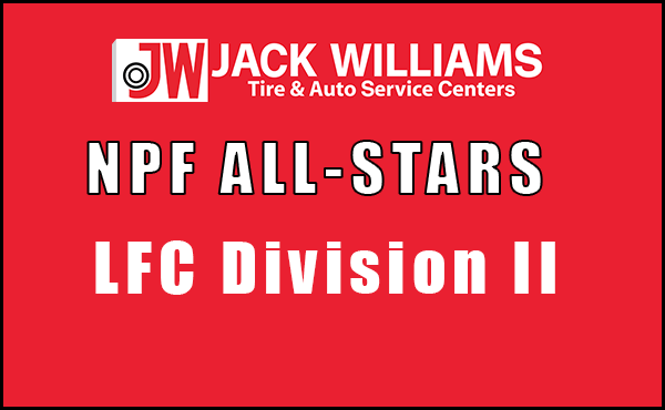 2020 NPF All-Stars – LFC Division I