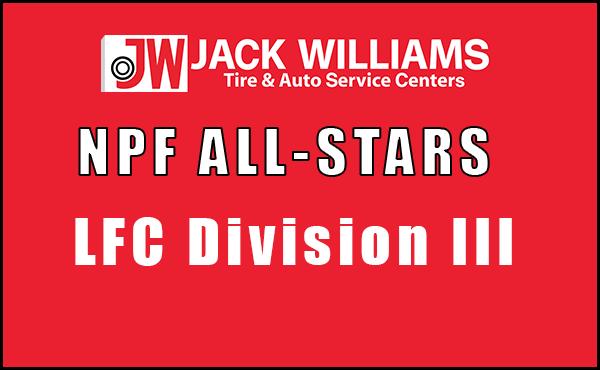 2020 NPF All-Stars – LFC Division III