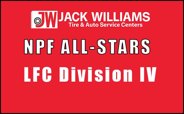2020 NPF All-Stars – LFC Division IV