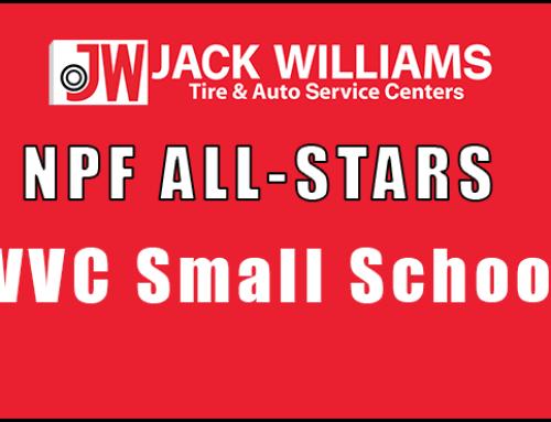 2018 NPF All-Stars – WVC Small Schools
