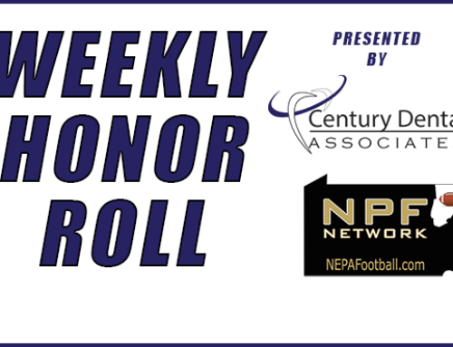 2019 Week 12 Honor Roll