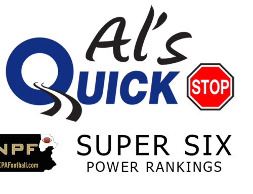 2019 Super Six – Week 8