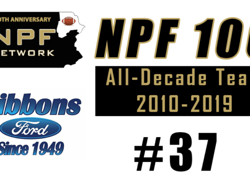 NPF 100: #37 – Ray Melnikoff, Lackawanna Trail