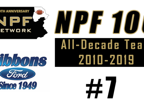 NPF 100: #7 – Dominic DeLuca, Wyoming Area