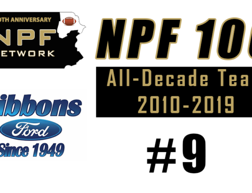 NPF 100: #9 – Nick O'Brien, Wyoming Area