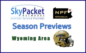 Wyoming Area Warriors Nepa Football