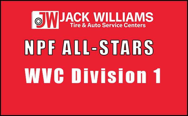 2020 NPF All-Stars – WVC Division 1