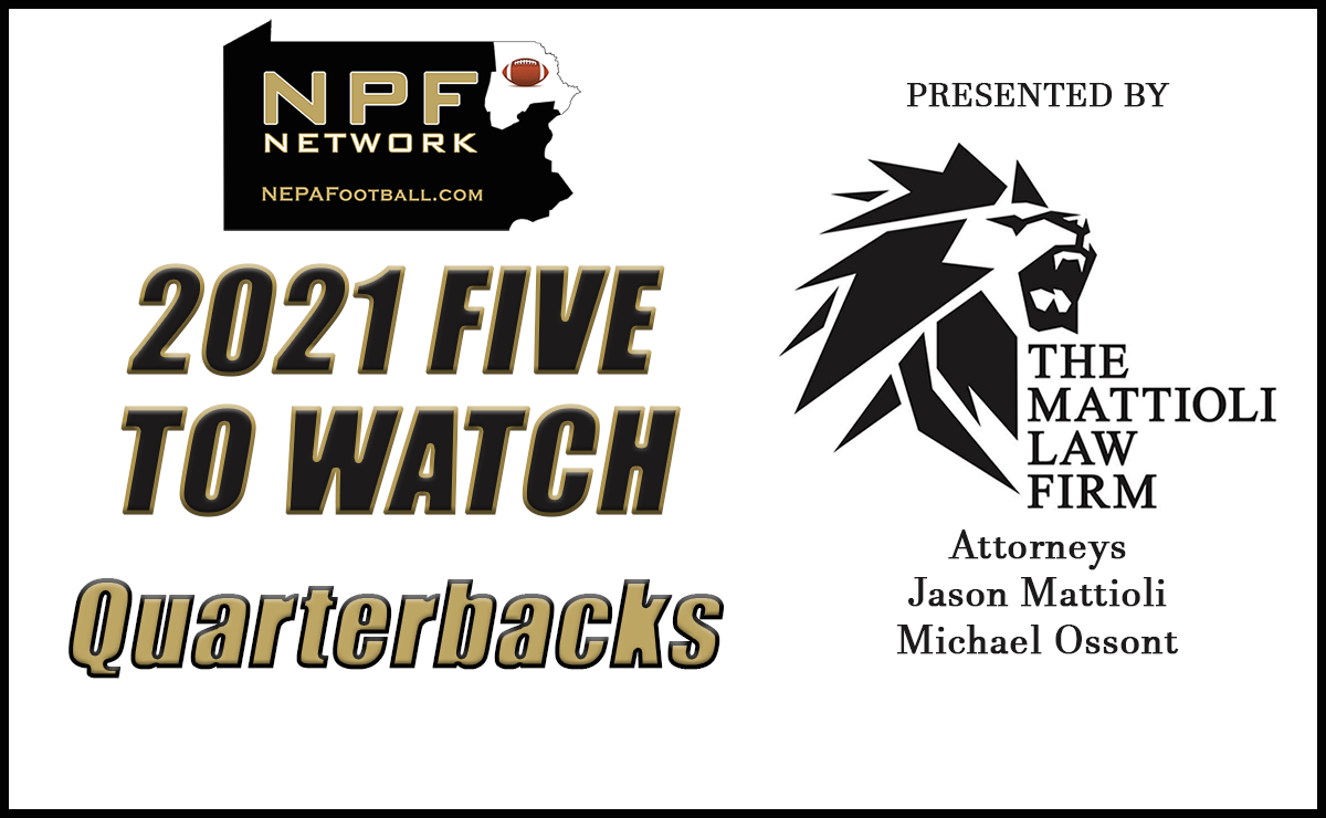 2021 Five To Watch: Quarterbacks