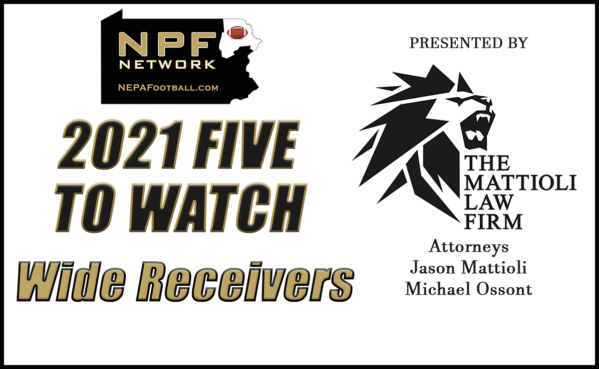 2021 Five To Watch: Wide Receivers