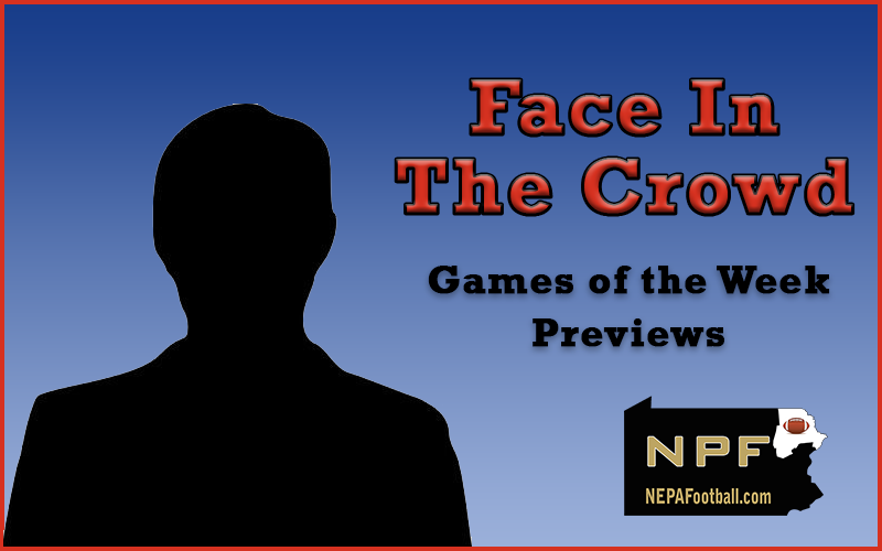 2021 Face In The Crowd – Week 9