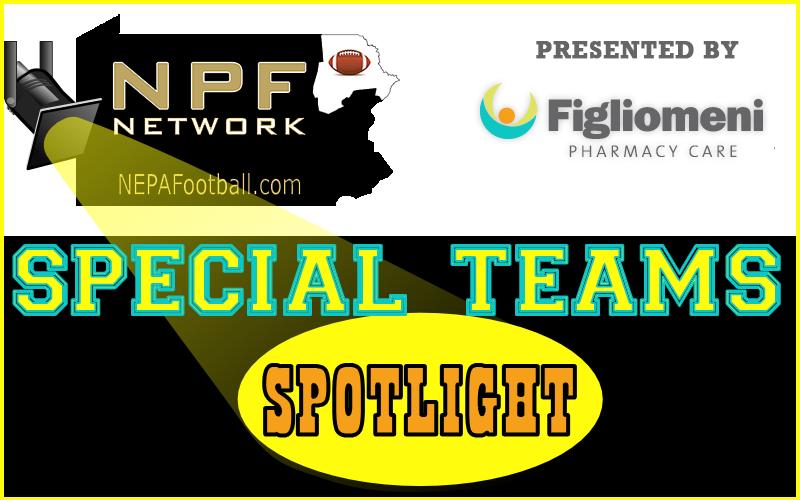 2021 Special Teams Spotlight – Week 8